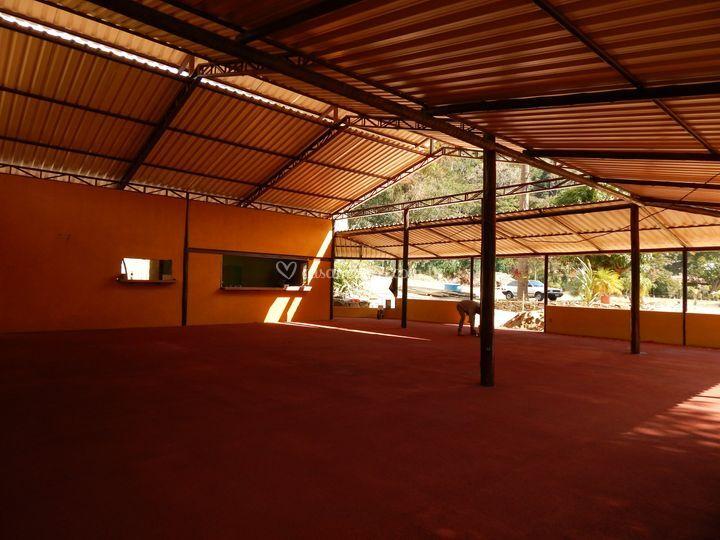 Salão 300 m2