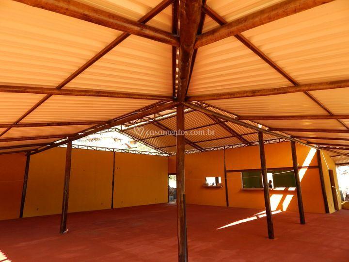 Diagonal do salão