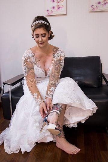 Noiva Real Cristiane