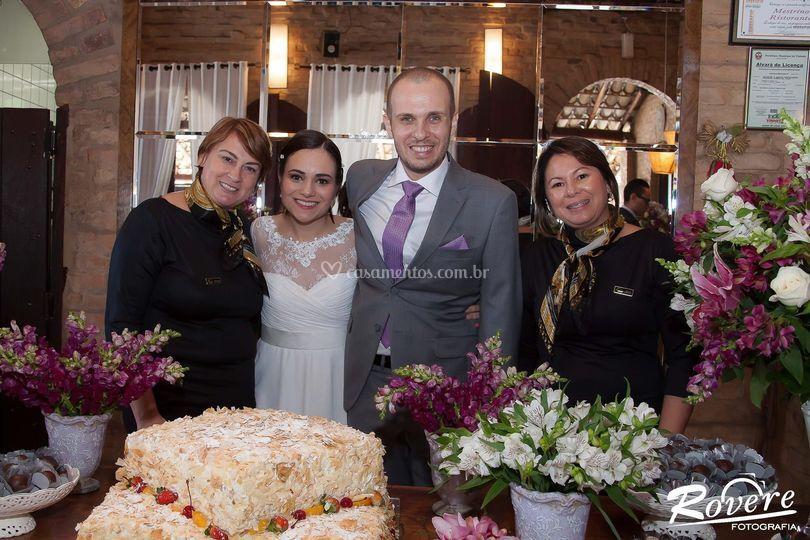 Casamento Ana Paula e Fabio