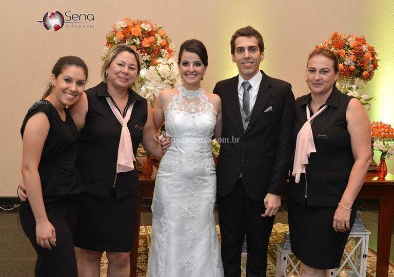 Casamento Gleice e Felipe