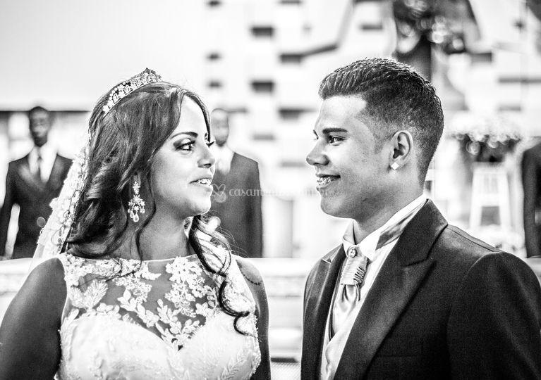 Noiva e noivo pb