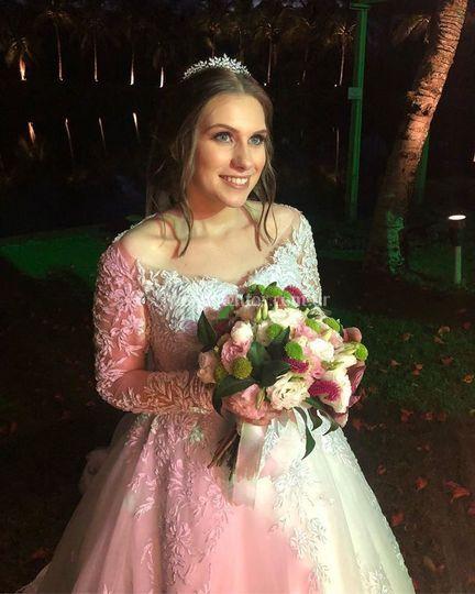 Noiva princesa