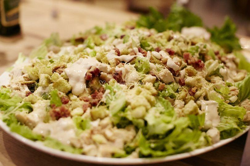 Saladas - Buffet