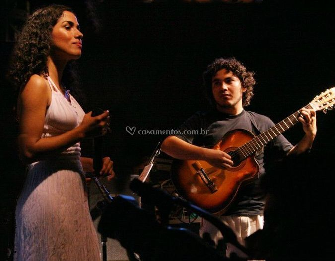 Experiência musical de María Juliana Cantora