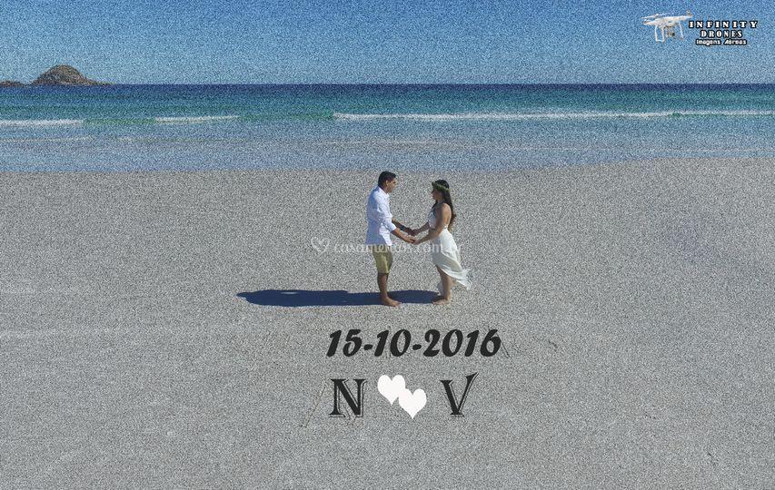 Externa Nathalia e Victor