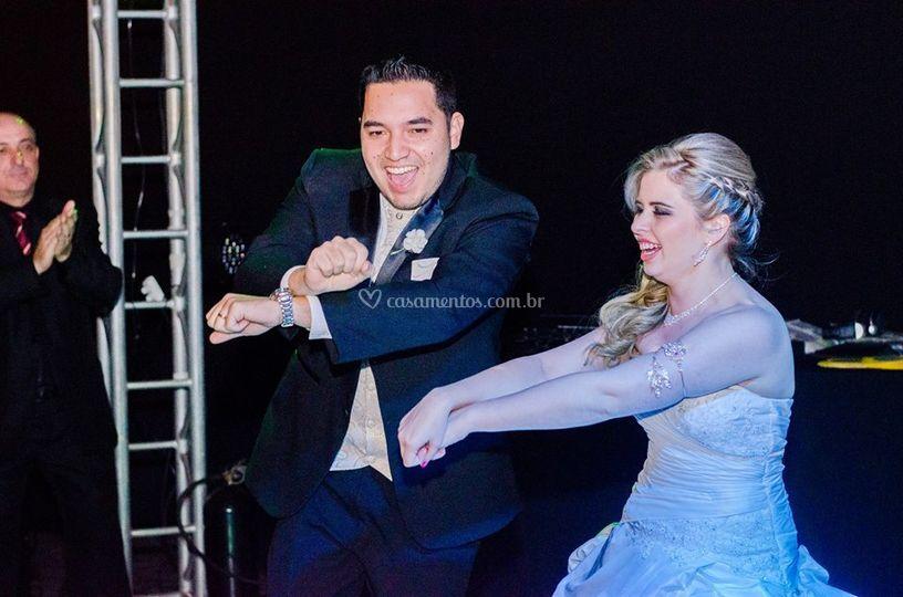 Noivos coreografia