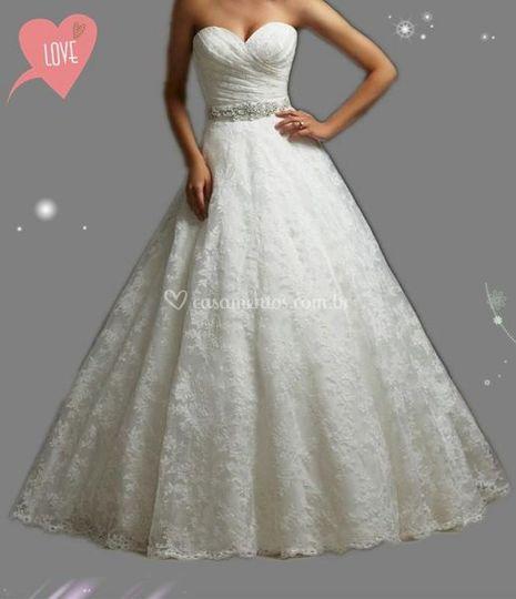Vestido de Noiva 1.735762341