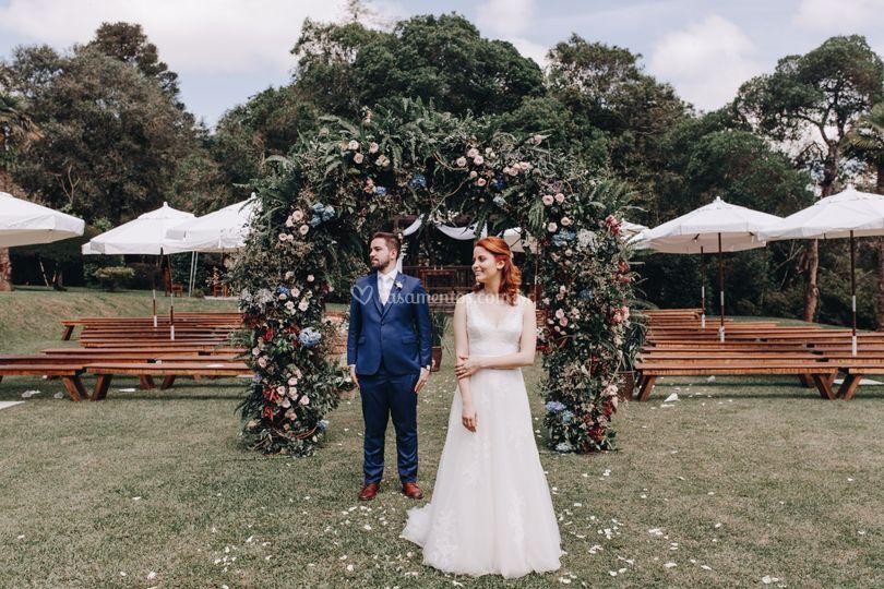Casamento - Ana e Cassio