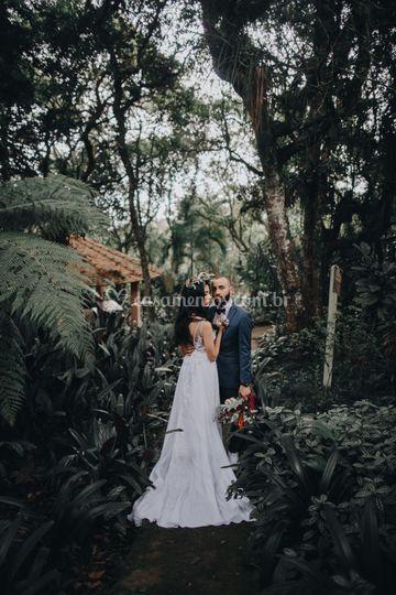 Casamento Cinco Elementos Even