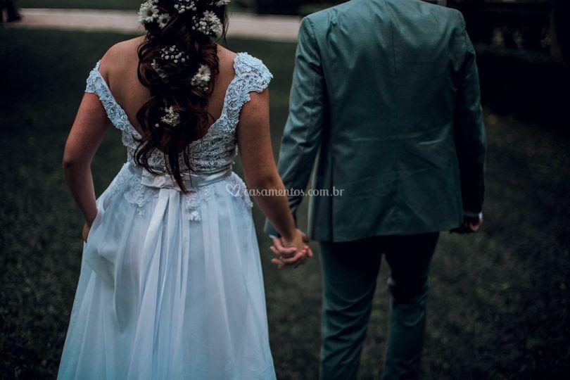 Casamento Chácara Aburá