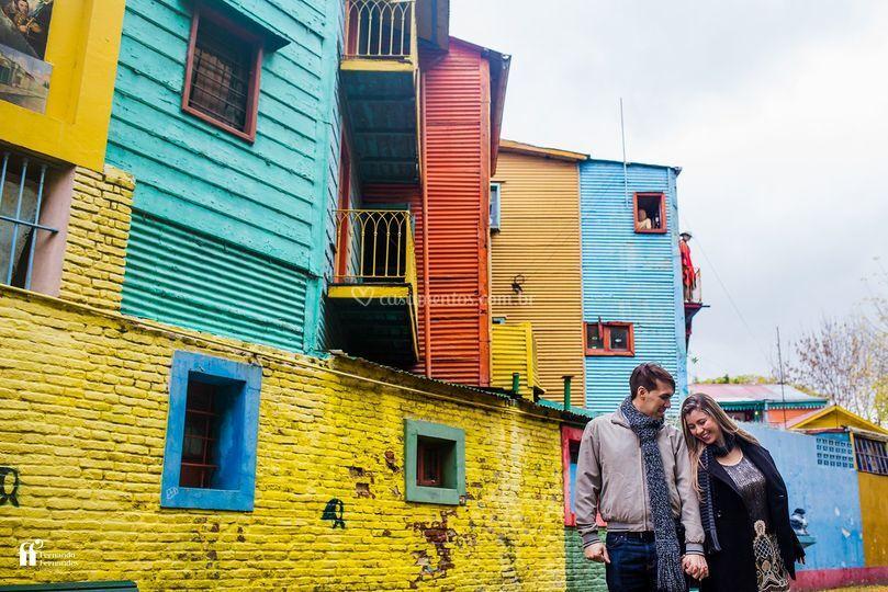 Ensaio Buenos Aires