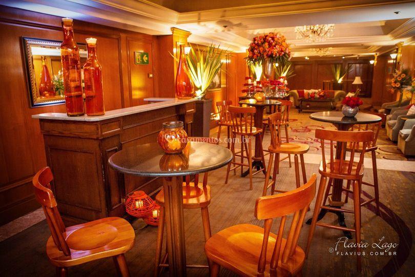 Área open bar