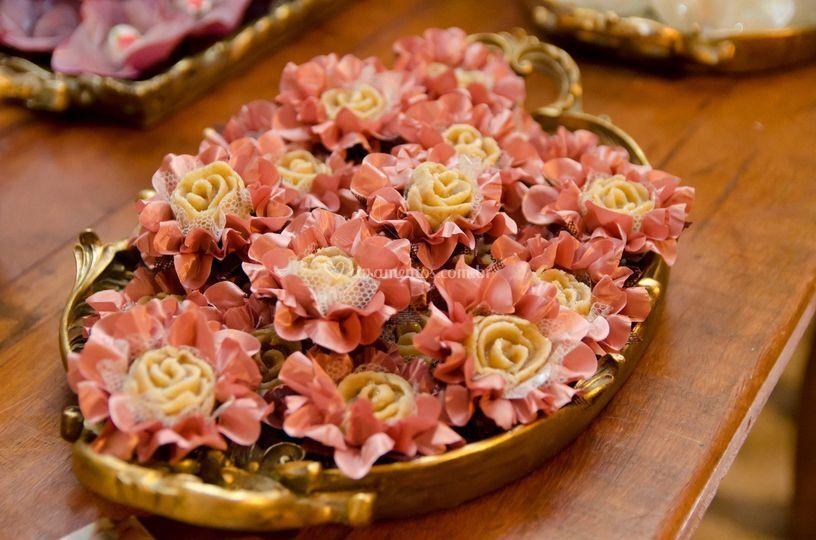 Flor de Amêndoas