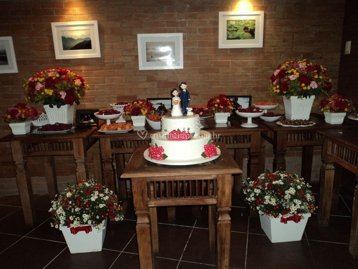 Restaurante para casamento