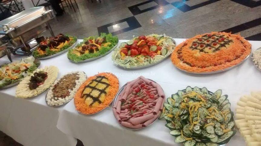 Buffet Campestre Gourmet