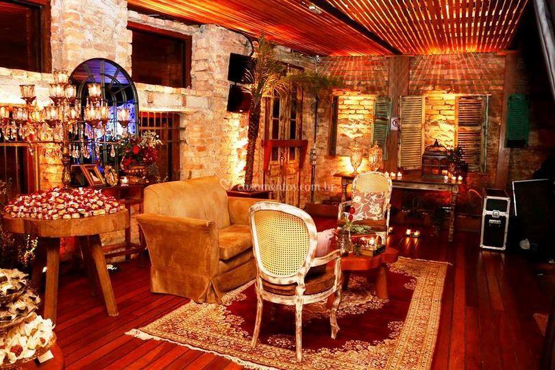 Espaço Tremendão Lounge