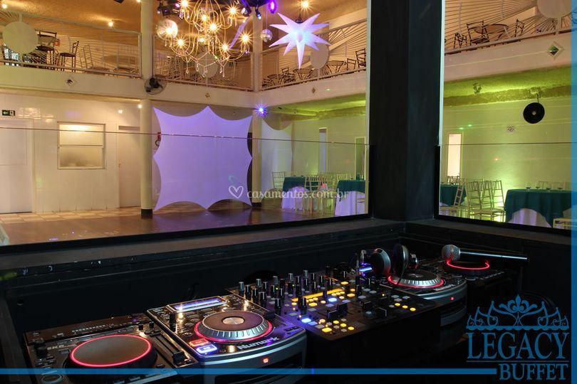 Sala DJ