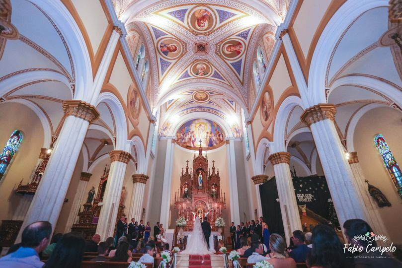Igreja Nossa Sra de Lourdes
