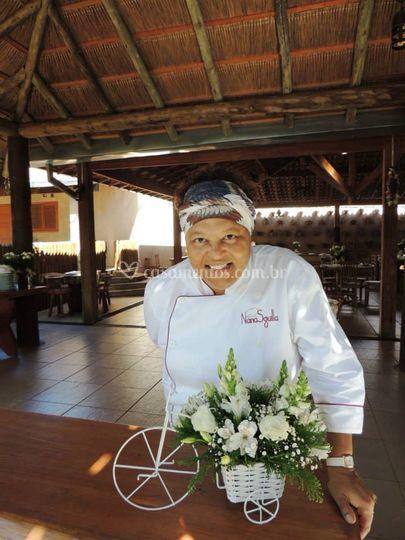 Chef Nana Sguilla