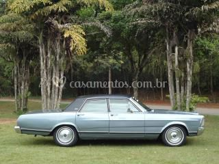 Ford Galaxie 1979 cinza
