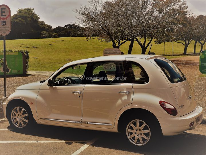 Pt Cruiser TRG decade edition