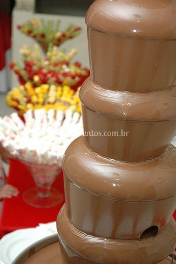 Cascata chocolate