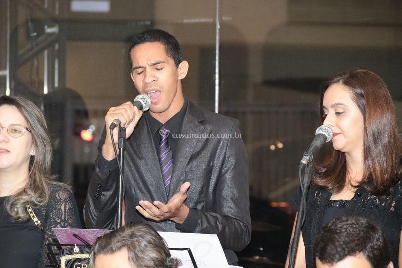Vocal maravilhoso