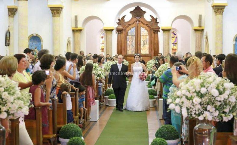 A caminho do altar