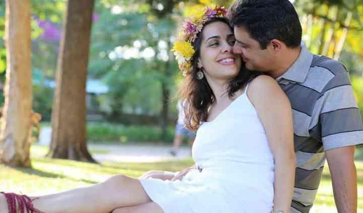 Ensaio dos noivos