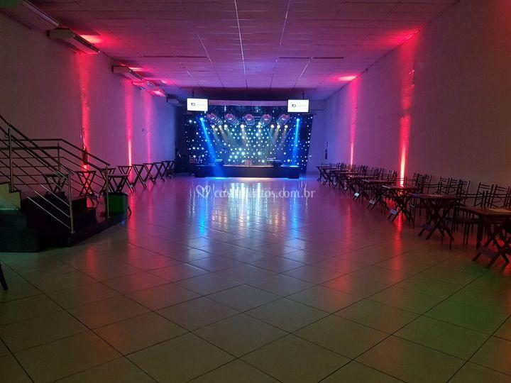 RHV Eventos - Iluminação
