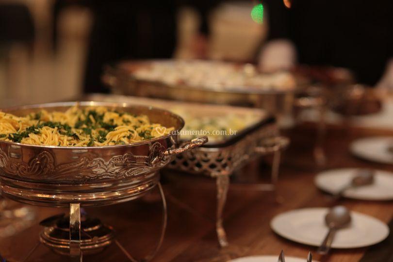 Mesa Banquete.