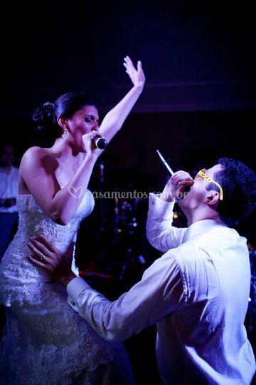 Noivos cantores