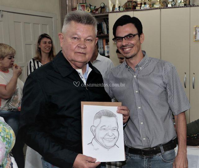 Caricatura celebridades
