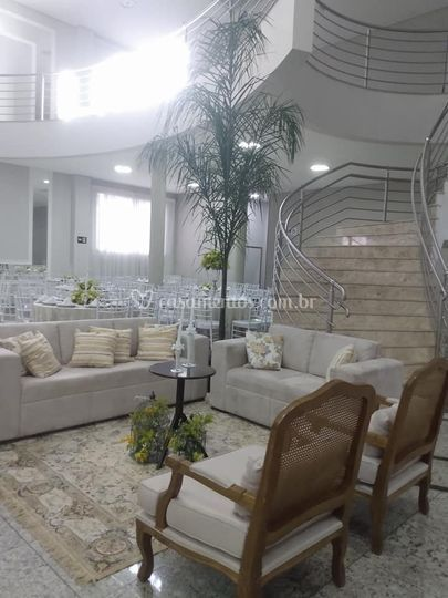 Lounge de sofa