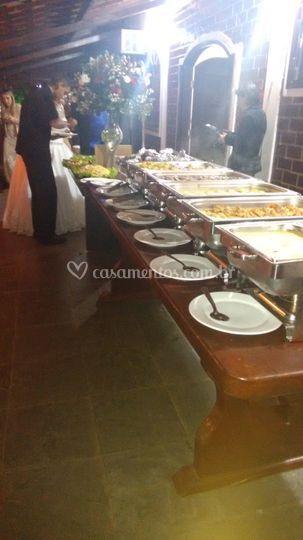 Nivaldo buffet