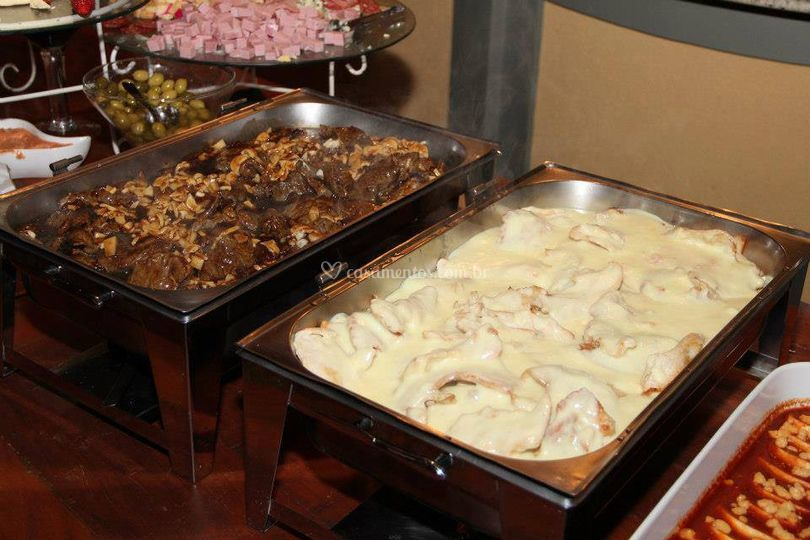 Buffet Le Grand Gourmet