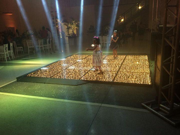 Pista de dança Lightway