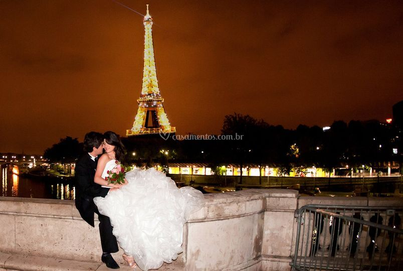 Paris After Weding