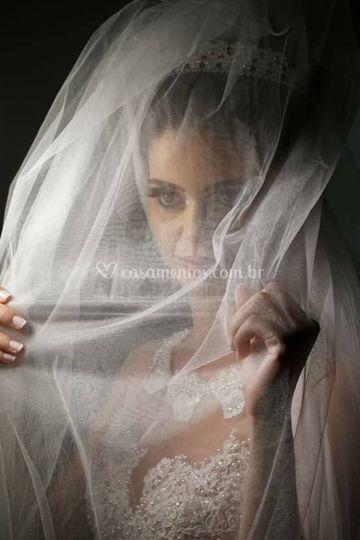 Véu de Noiva Cerimonial