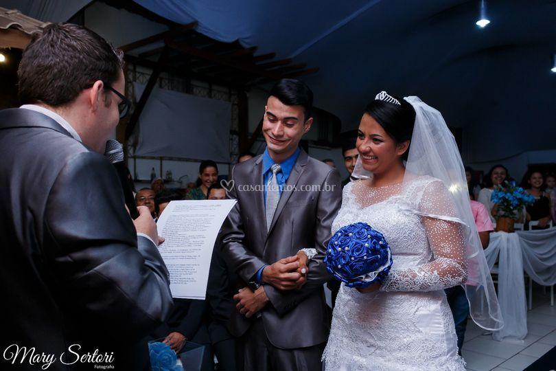 Casamento Laura e Michel
