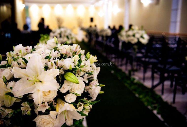 Cerimônias realizadas