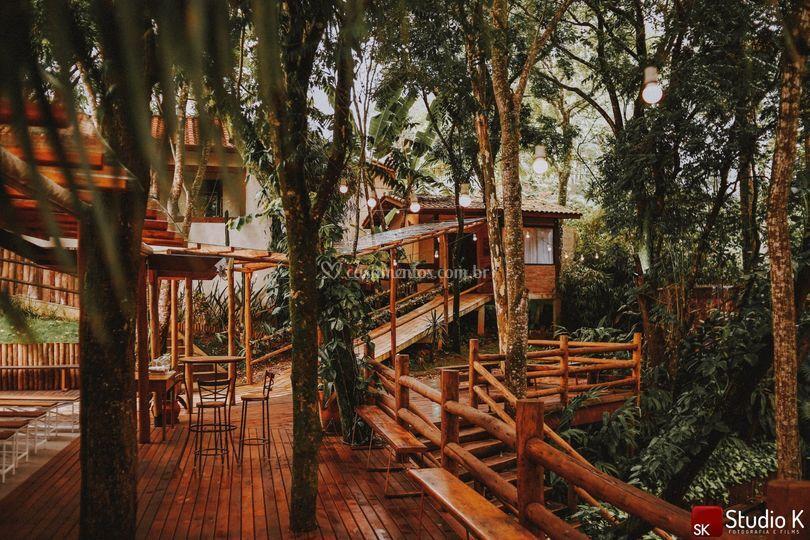 Deck Capela