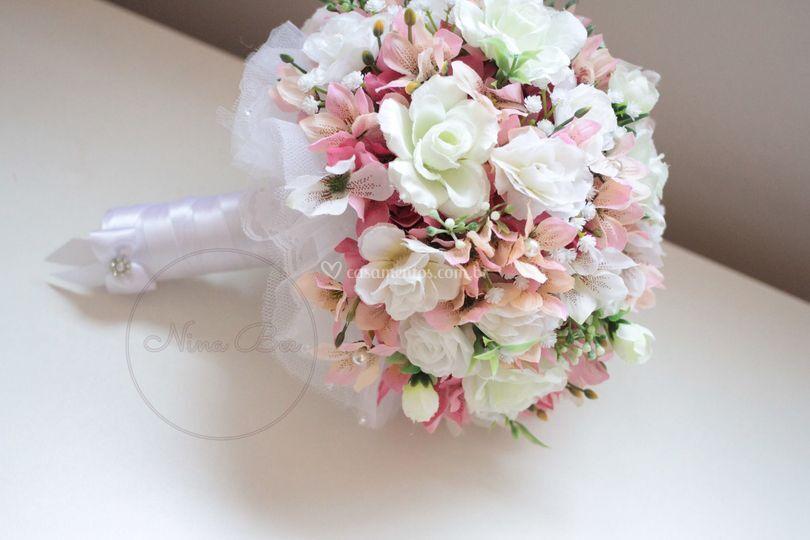 Buque de flores Rosas