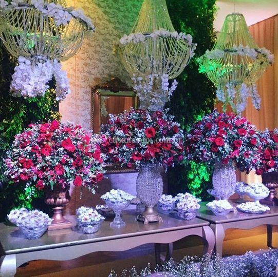 Sonhos e Flores Decorações