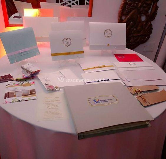 Mídia Impressa Convites