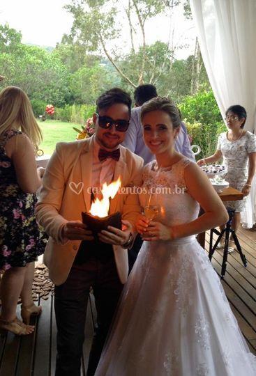 Mágica em Casamento