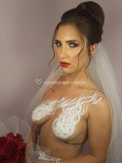 Beleza Artística para Noivas