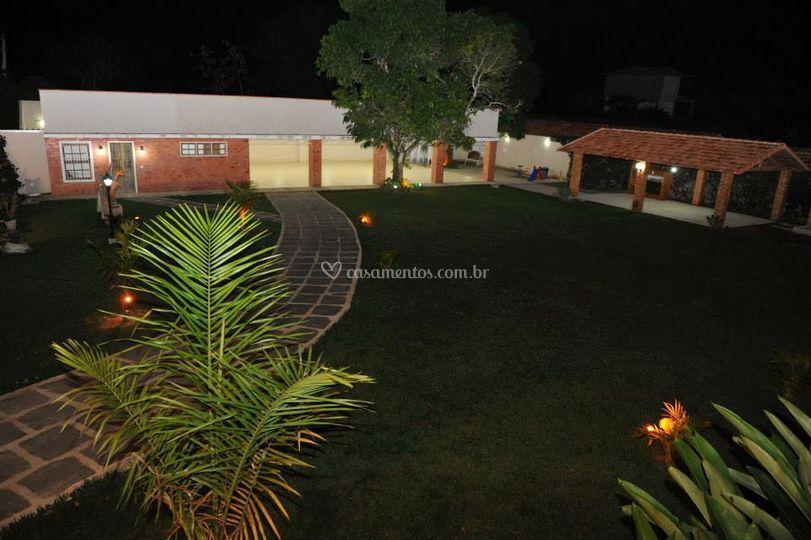 Quintal Casa de Festas