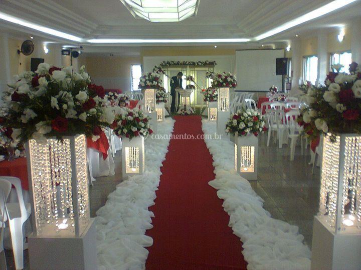 Altar para casamentos